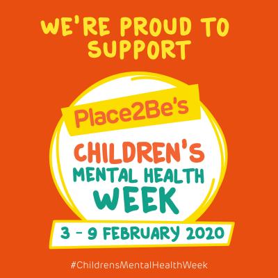 Children's Mental Health week February 3-9 2020