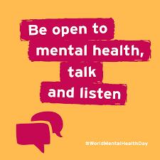 World Mental Health Day 2020