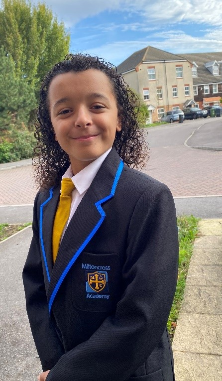 Moving to Secondary School – A parent carers view