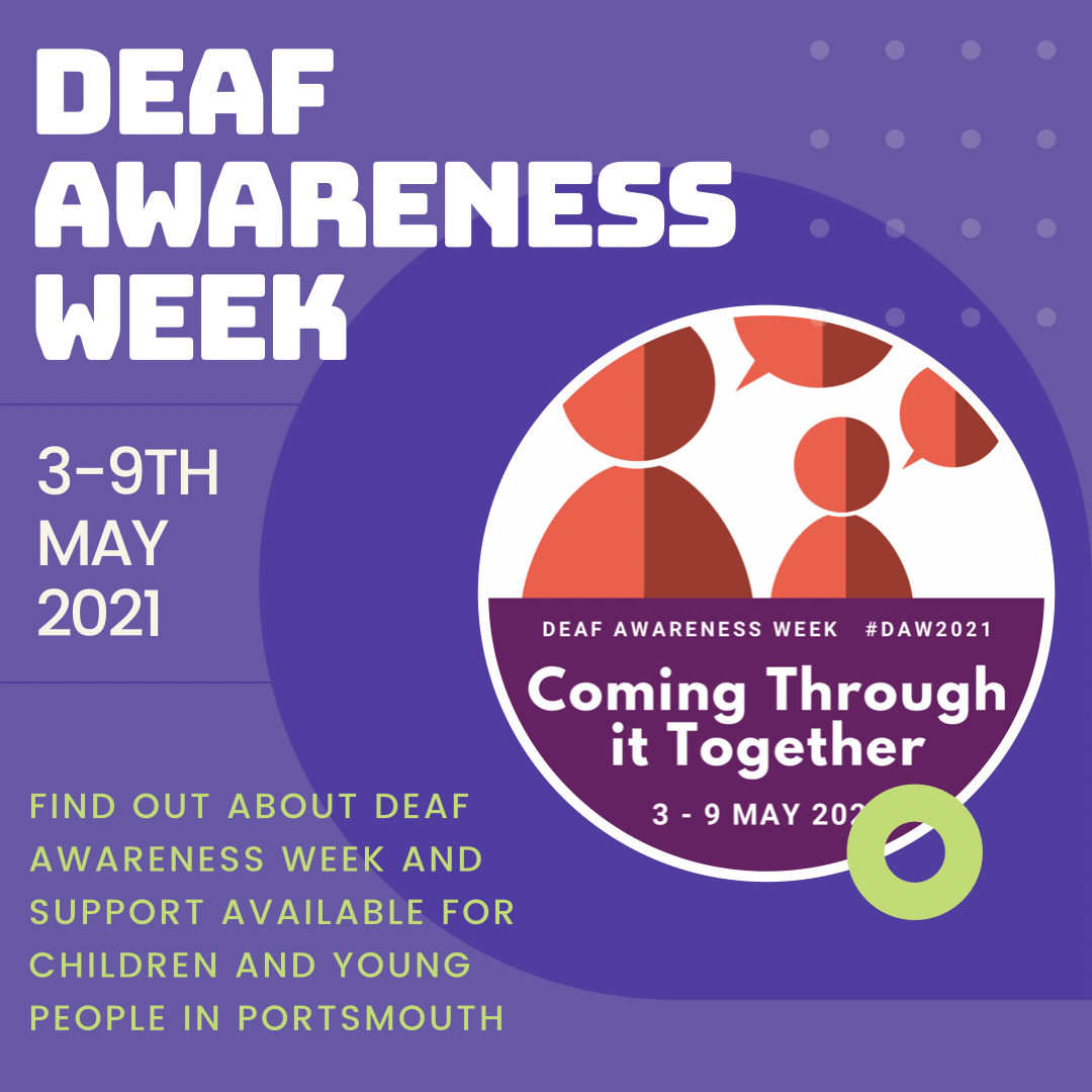 Deaf Awareness Week 2021